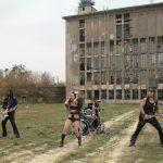 Noa Rock - Memory Killer videoklip werkfotó - Chrome Ball Studio